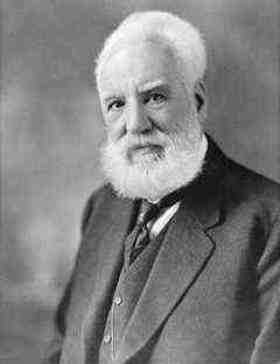 Alexander Graham Bell quotes