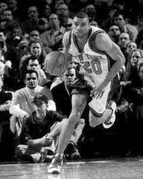 Allan Houston quotes