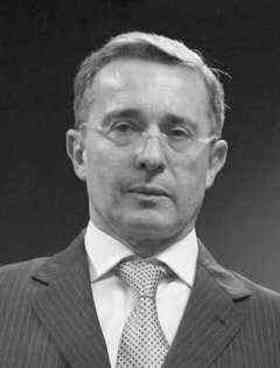 Alvaro Uribe quotes
