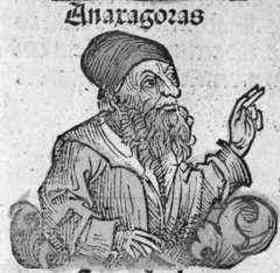 Anaxagoras quotes