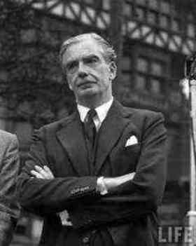 Anthony Eden quotes
