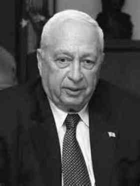 Ariel Sharon quotes