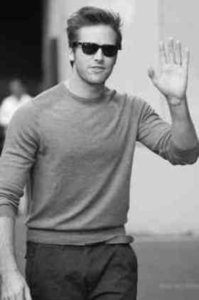 Armie Hammer quotes