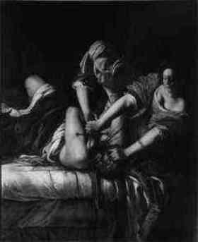 Artemisia Gentileschi quotes