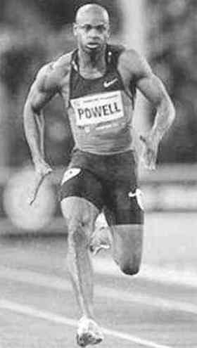 Asafa Powell quotes