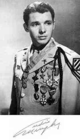 Audie Murphy quotes