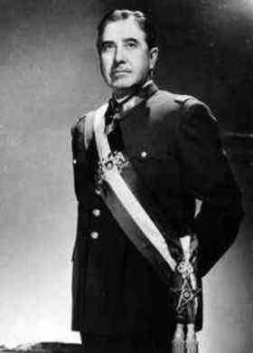 Augusto Pinochet quotes