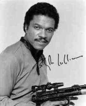 Billy Dee Williams quotes