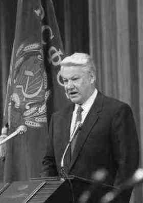 Boris Yeltsin quotes