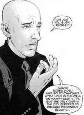 Brian K. Vaughan quotes