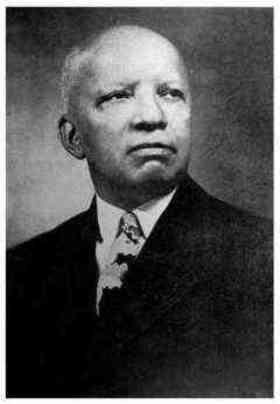 Carter G. Woodson quotes