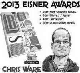 Chris Ware quotes