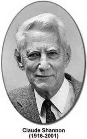 Claude Shannon quotes