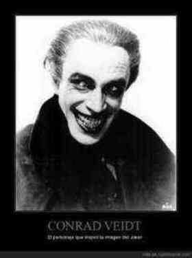 Conrad Veidt quotes