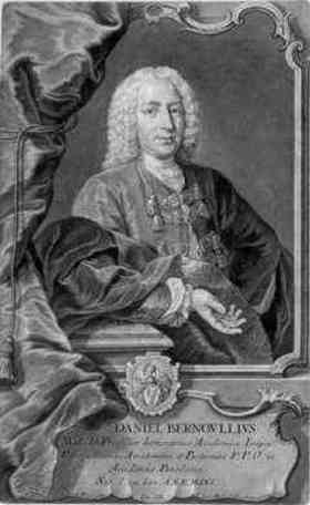Daniel Bernoulli quotes