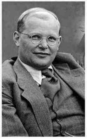 Dietrich Bonhoeffer quotes