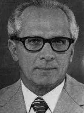Erich Honecker quotes