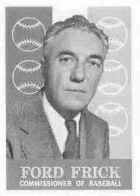 Ford Frick quotes