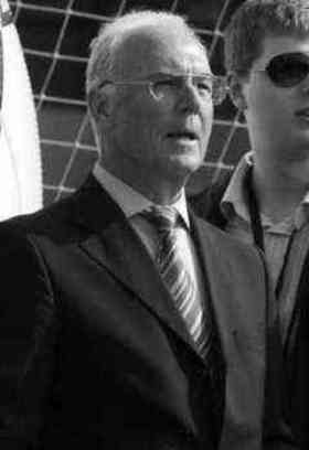 Franz Beckenbauer quotes