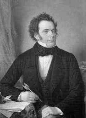 Franz Schubert quotes