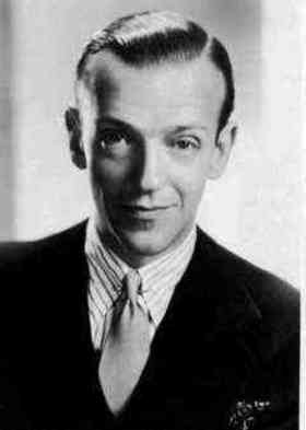 Fred Astaire quotes