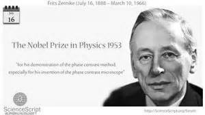 Frits Zernike quotes