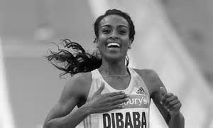 Genzebe Dibaba quotes