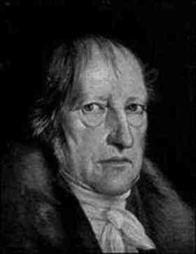 Georg Wilhelm Friedrich Hegel quotes