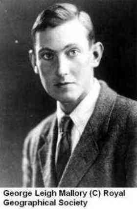 George Leigh Mallory quotes