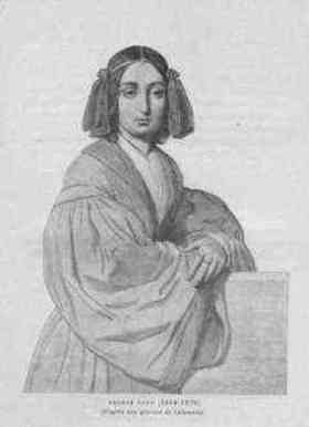 George Sand quotes