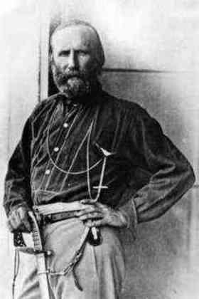 Giuseppe Garibaldi quotes