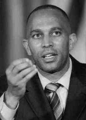 Hakeem Jeffries quotes