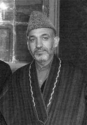 Hamid Karzai quotes