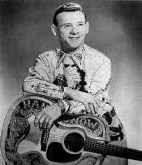 Hank Snow quotes