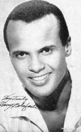 Harry Belafonte quotes