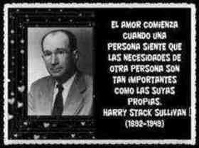 Harry Stack Sullivan quotes