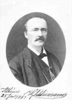 Heinrich Schliemann quotes