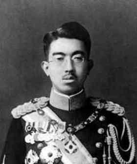 Hirohito quotes