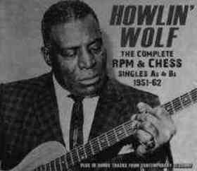 Howlin' Wolf quotes