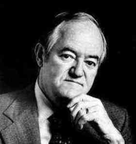 Hubert H. Humphrey quotes