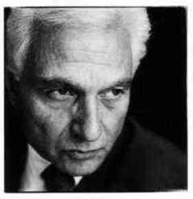 Jacques Derrida quotes