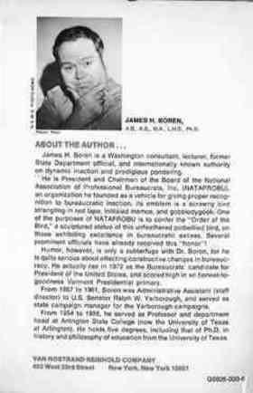 James H. Boren quotes