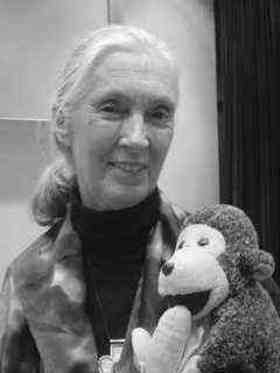 Jane Goodall quotes