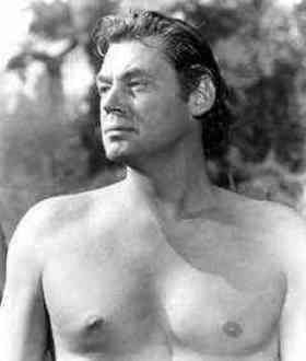 Johnny Weissmuller quotes