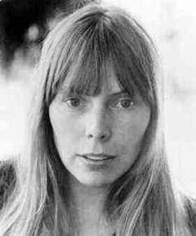 Joni Mitchell quotes