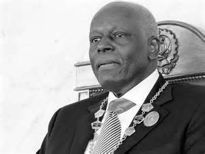 Jose Eduardo dos Santos quotes