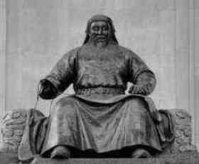 Kublai Khan quotes